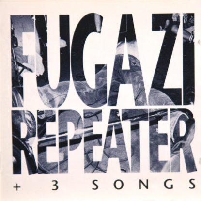 Fugazi - Repeater - CD