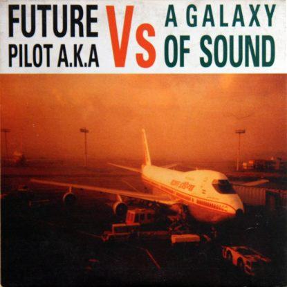 Future Pilot AKA - A Galaxy of Sound - CD