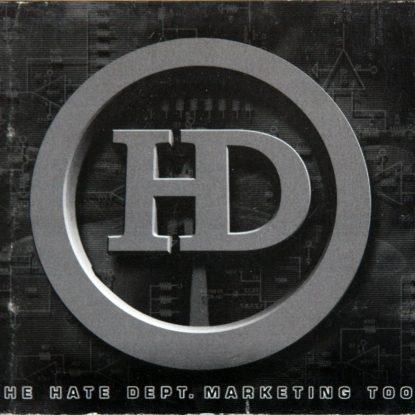 Hate Dept. - Marketing Tool - CD