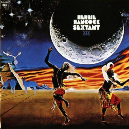 Herbie Hancock - Sextant - CD