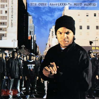 Ice Cube - Amerikkkas Most Wanted - CD