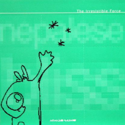 Irresistible Force - Nepalese Bliss - CD