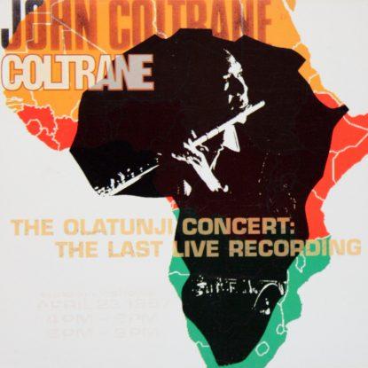 John Coltrane - Olatunji Concert - CD