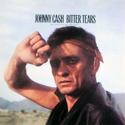 Johnny Cash - Bitter Tears - CD