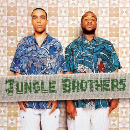 Jungle Brothers - VIP - CD