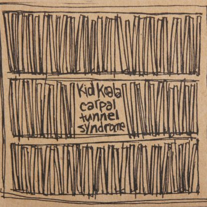 Kid Koala - Carpal Tunnel Syndrome - CD