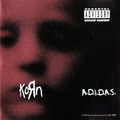 Korn - A.D.I.D.A.S. - CD
