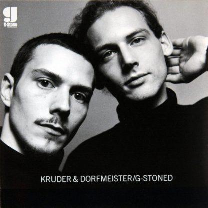 Kruder & Dorfmeister - G-Stoned - CD