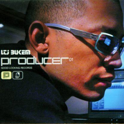 LTJ Bukem - Producer 01 - CD