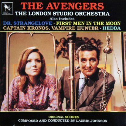 Laurie Johnson - The Avengers - CD