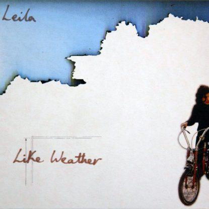Leila - Like Weather - CD