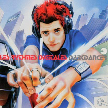 Les Rythmes Digitales - Darkdancer - CD