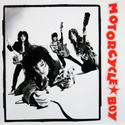 Motorcycle Boy - CD