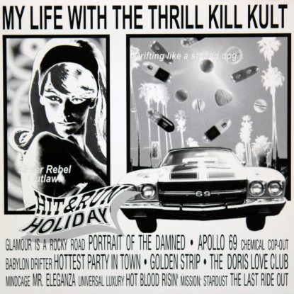 My Life with the Thrill Kill Kult - Hit And Run Holiday - CD