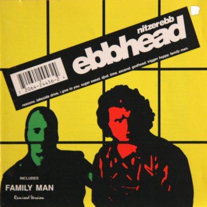Nitzer Ebb - Ebbhead - CD
