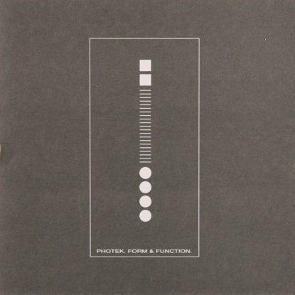 Photek - Form & Function - CD