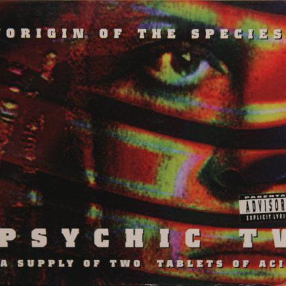 Psychic TV - Origin Of The Species - CD