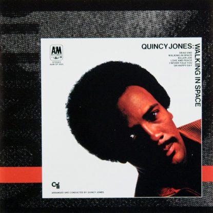 Quincy Jones - Walking In Space - CD