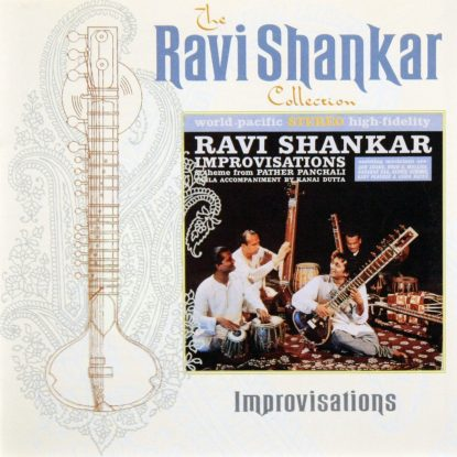 Ravi Shankar - Improvisations - CD