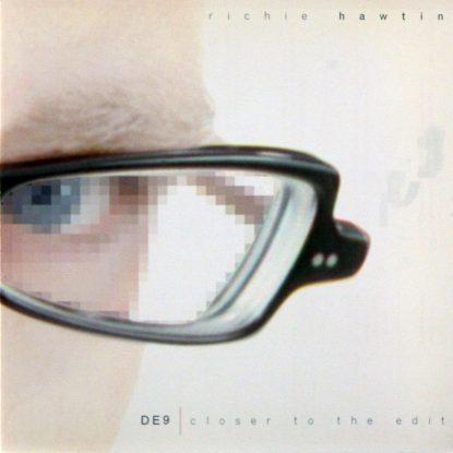 Richie Hawtin - De9 Closer To The Edit - CD