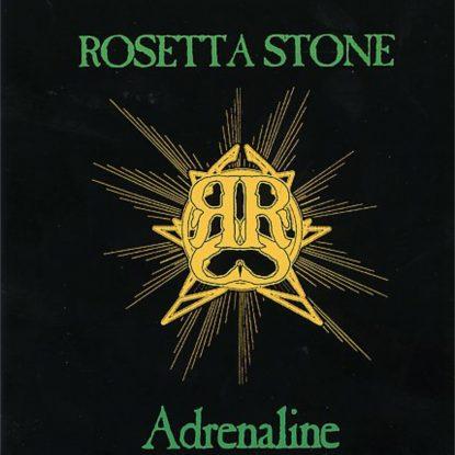 Rosetta Stone - Adrenaline - CD