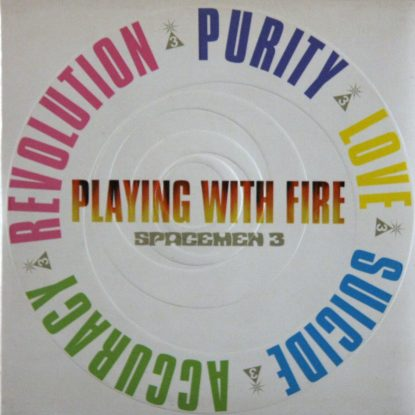 Spacemen 3 - Playing With Fire - CD