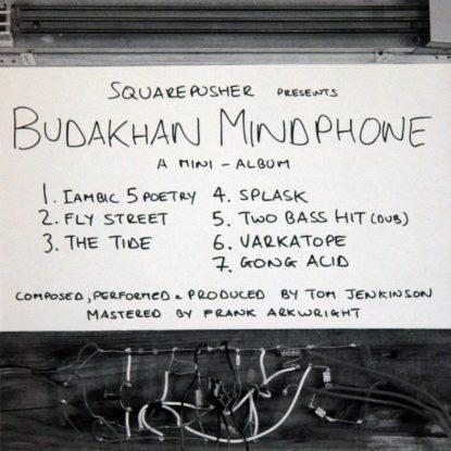 Squarepusher - Budakhan Mindphone - CD