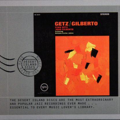 Stan Getz / Joao Gilberto - Getz/Gilberto - CD