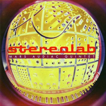 Stereolab - Mars Audiac Quintet - CD