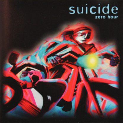 Suicide - Zero Hour - CD