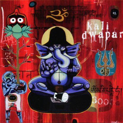 Tabla Beat Science - Tala Matrix - CD