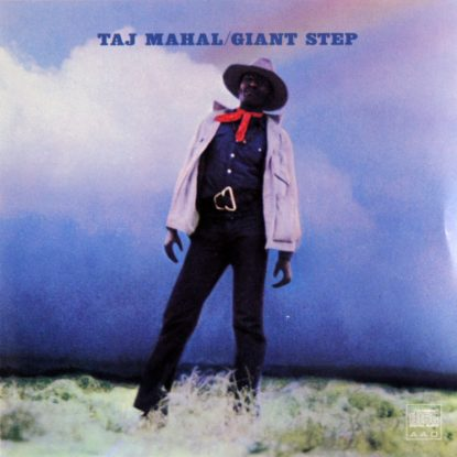 Taj Mahal - Giant Step - CD