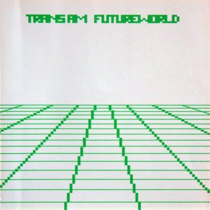 Trans Am - Futureworld - CD