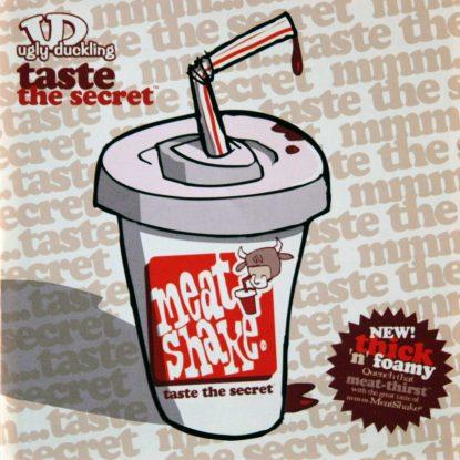 Ugly Duckling - Taste the Secret - Promo - CD