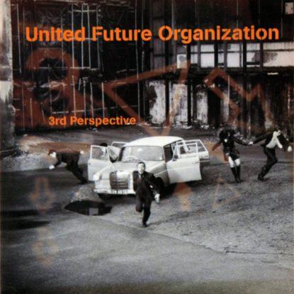 United Future Organization - 3rd Perspective - CD