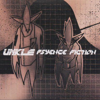 Unkle - Psyence Fiction - CD