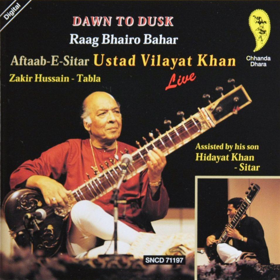 Vilayat Khan - Raag Bhairo Bahar - CD