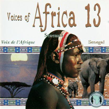 Voices Of Africa - Senemali - CD