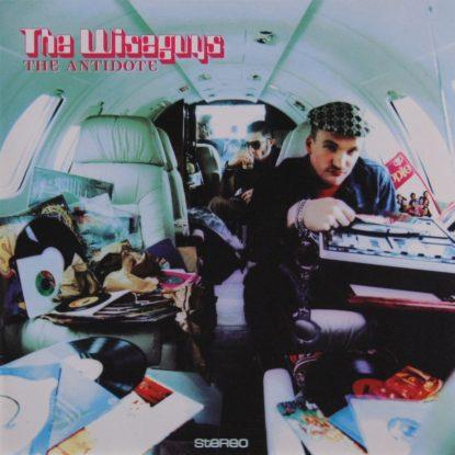 Wiseguys - The Antidote - CD