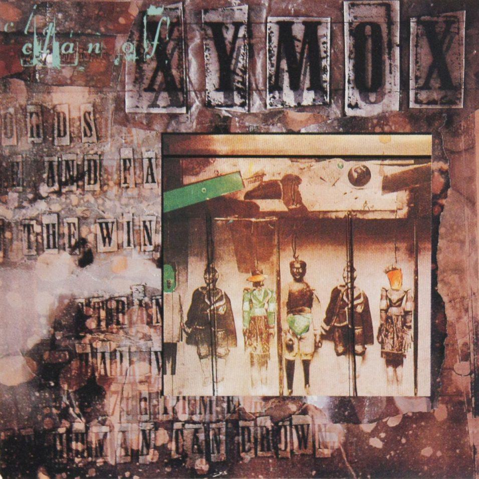 XYMOX - CD