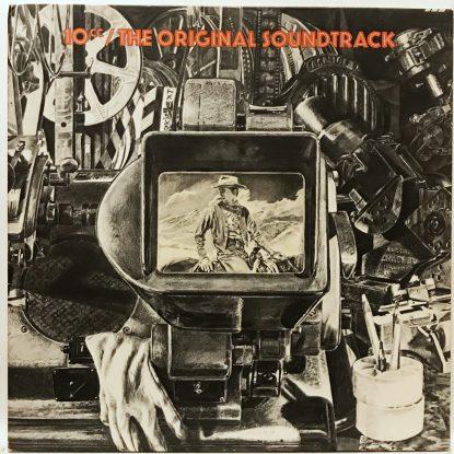 10 CC - The Original Soundtrack - Vinyl