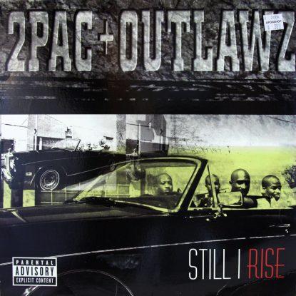 2 Pac + Outlawz - Still I Rise - Vinyl