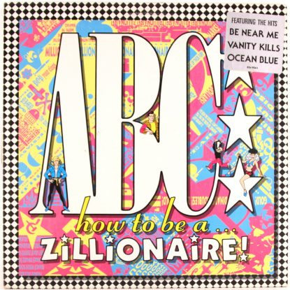 ABC - How To Be a Zillionaire - Vinyl