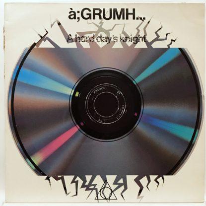 A;Grumh - A Hard Days Knight - Vinyl