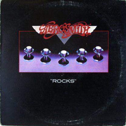 Aerosmith - Rocks - Vinyl