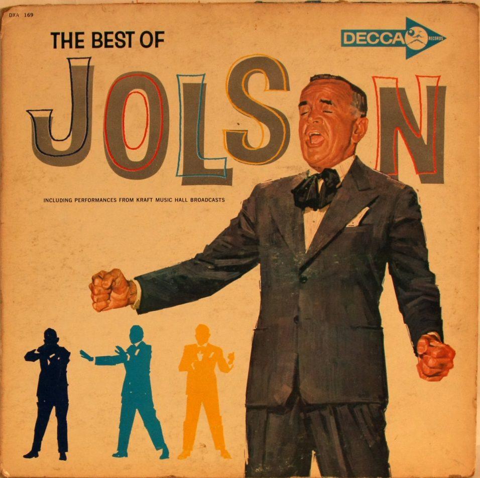 Al Jolson - The Best of… - Vinyl