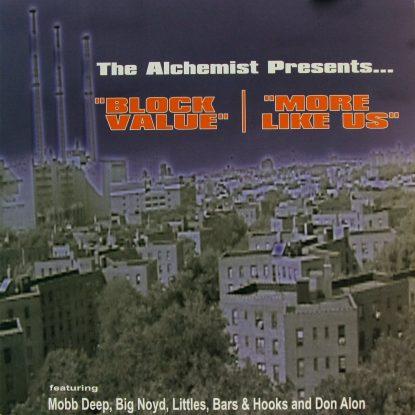 Alchemist - Block Value - Vinyl