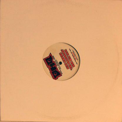 Alec Empire - The Destroyer DHR Mix Tapes - Vinyl