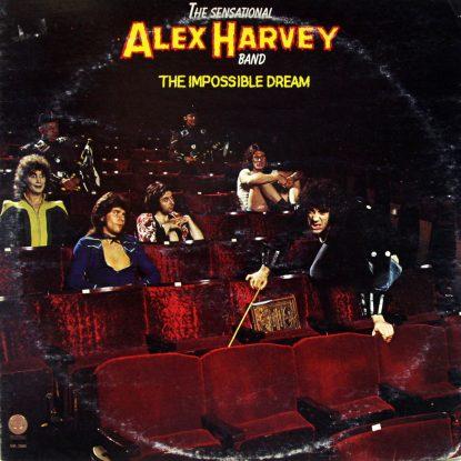 Alex Harvey - The Impossible Dream - Vinyl