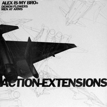 Alex Is My Bro - Demon Flowers Men At Arms - Vinyl